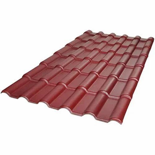 Pvc Tile Roof Sheet टाइल छत की शीट टाइल रूफ शीट