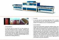 Vaccume Membrane Press Machine