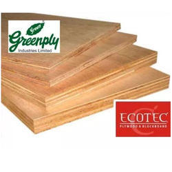 Greenply Brown Ecotec Plywood, Thickness: 18 Mm