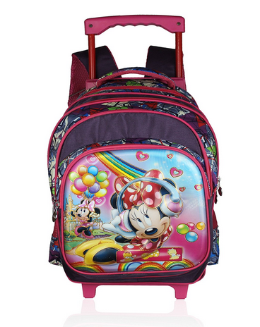5d1ff3e2677f Disney School Trolley Bag For Boys   Girls at Rs 1595  piece