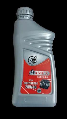 Amex 20w40 Engine Oil 1 Litre