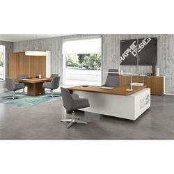 Modern Executive Desk