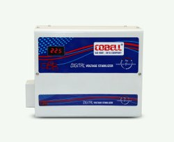 4kva & 5kva Single Phase Digital AC Power Stabilizer, Current Capacity: 12Amp, Warranty: Two Year