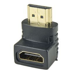 HDMI Male To HDMI Female ( L Type) Converter