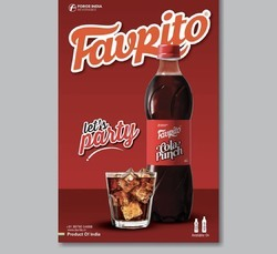 FAVRITO Bottles Cola Punch Drink, Packaging Size: 200 ml, Packaging Type: Bottle