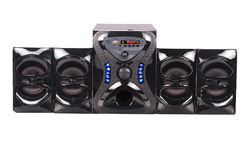 a3771ccdbef 4.1 Home Theater Speaker System at Rs 2200  set