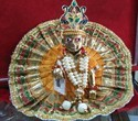 Small Laddu Gopal Brass