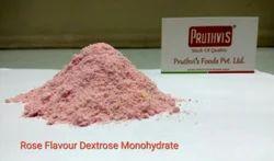 Rose Flavor Dextrose Monohydrate