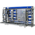 Ms And Ss Commercial Reverse Osmosis Plant, 1000-2000 Liter/hour