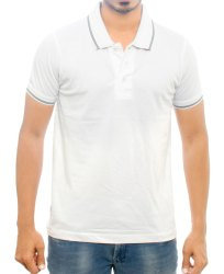 Mens Promotional Polo Neck T shirt