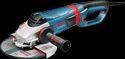 Bosch Gws 24-180 Lvi Large Angle Grinder, 2, 400 W