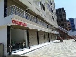 Commercial Shops, Size/ Area: 381to530 Sqfeet