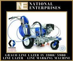 Line Lazer Iv 3900/ 5900 Graco Line Lazer - Line Marking Machine