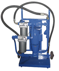 DMT Hydraulic Oil Filter Machine