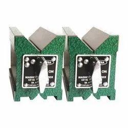 Ultra Hardened and Ground V Blocks