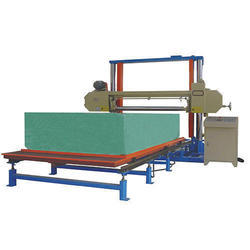 K.M. Flexible Horizontal Foam Cutting Machine