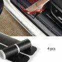 Car Door Carbon Fibre Sticker