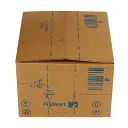 Flipkart B1 Corrugated Box