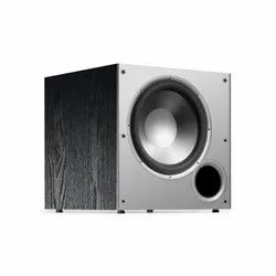 Black Polk 10 Inches Powered Subwoofer, Model Number: PSW10