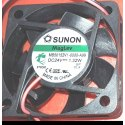 Sunon Maglev DC Cooling Fan 2 Inch 24VDC  MB50152V1-0000-A99  50x50x15mm  1.32w DC
