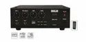 Dpa-370 Pa Mixer Amplifiers With Digital Player