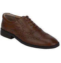 Park Avenue Brown Leather Shoes Size 6 7 8 9 10