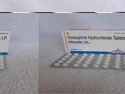 Isoxsuprine Hydrochloride 10 mg