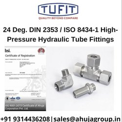 Tufit Tee Reducer Coupling (S-Series)