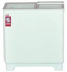 Godrej 8 kg Semi Automatic Top Load Washing Machine, WS 800 PD, Rose Sprinkle