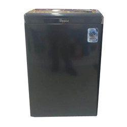 Black Whirlpool Fully Automatic Washing Machine