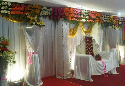 wedding decorations stage decorations service provider from chennai - Stage Decorations
