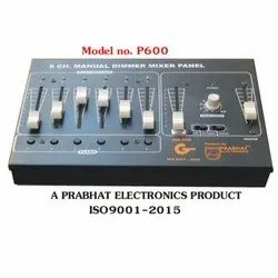 24 Kw 6 CH Manual Dimmer Mixer