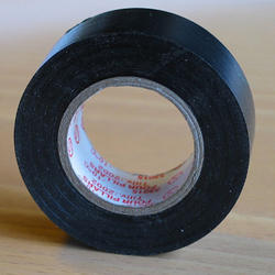 Black Thermal Insulation Tapes