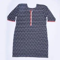 Cotton Formal Wear Plus Size Kurti