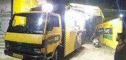 Tata Diesel Mobile Canteen Vehicle, Model Name/Number: LpT