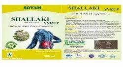 Shallaki Syrup