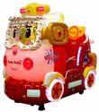 Police Van Kiddy Ride