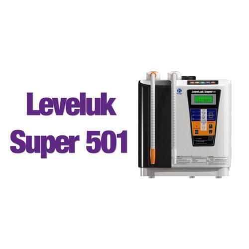 Enagic Leveluk SD Super 501 Kangen Water Purifier, Ultra ...