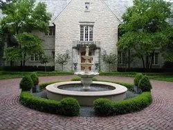 Three Tier Outdoor Decorative Water Fountain