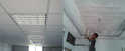 Gypsum Ceiling Work Service