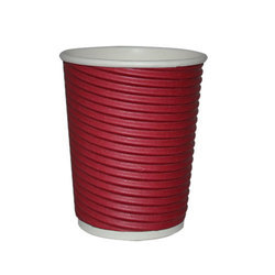 Ripple Paper Cup, Packet Size (pieces): 50 Pieces