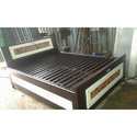 Queen Size Metal Hydraulic Bed