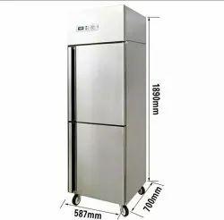2door Vertical Refrigerator