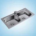 AMC Double Bowl Sink