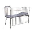 SS Pediatric Bed