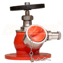 Single Stainless Steel ISI Fire Hydrant Landing Valve