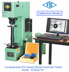 FIE Computerized Brinell Hardness Tester