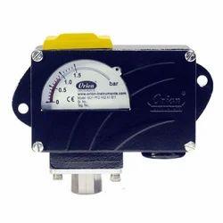 MD Vacuum Pressure Switch