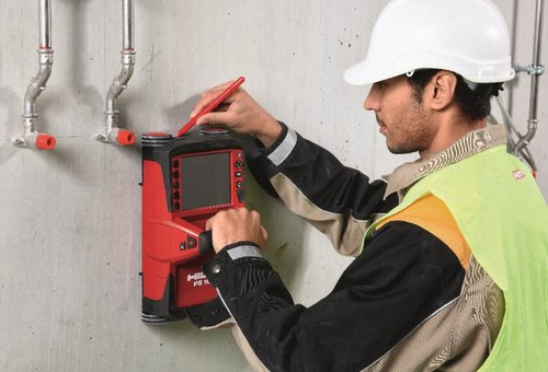 Hilti PS 1000 Concrete Scanner on Rental - HIGH-TECH TECHNOLOGIES at Rs 30000/number , Mangalore | ID: 20724204397