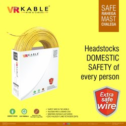 VR Kable 1.00 Sqmm Extra Safe Wire
